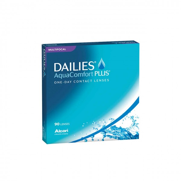 DAILIES AquaComfort Plus Multifocal - 90er Pack Tages-Kontaktlinsen