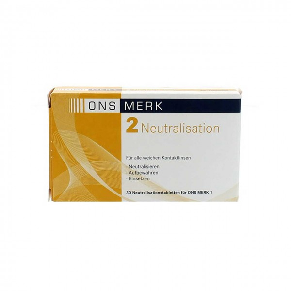 Ons Merk 2 Neutralisations-Tabletten