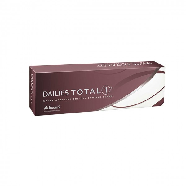 DAILIES TOTAL 1 - 30er Pack Tages-Kontaktlinsen