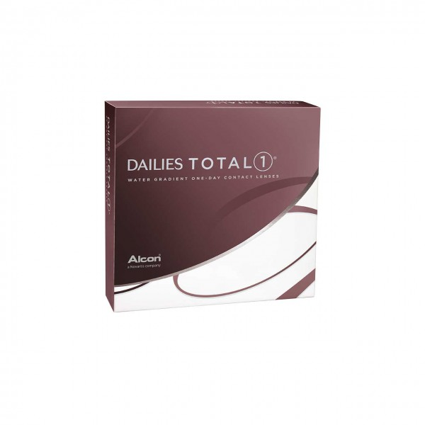 DAILIES TOTAL 1 - 90er Pack Tages-Kontaktlinsen